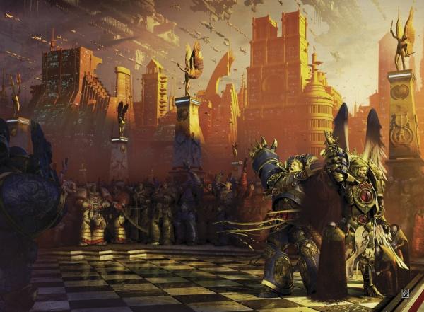 Roboute Imperium Secundus