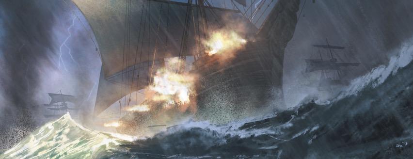 Seventh Sea Ship