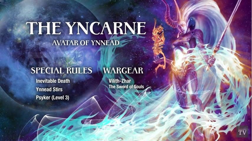 Yncarne Splash