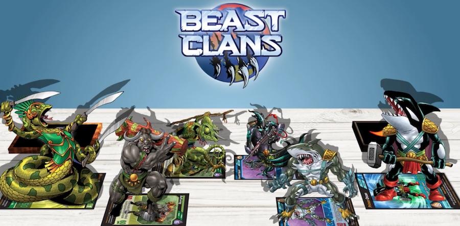 beast clans header