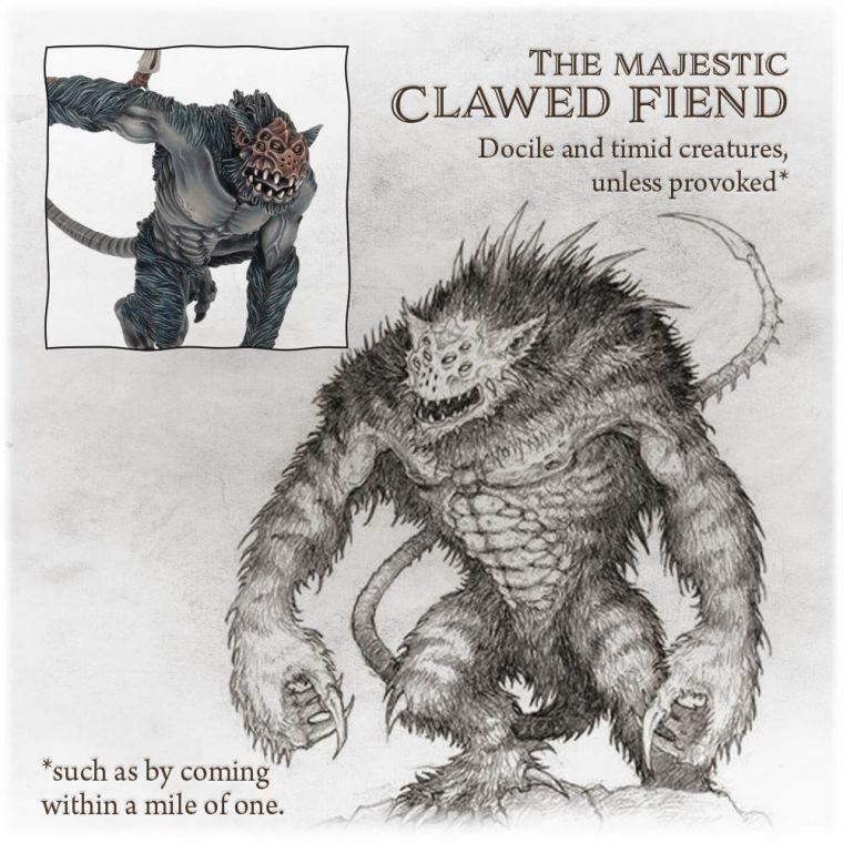 clawed-fiend