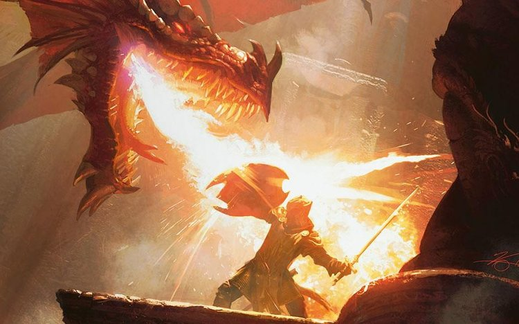 D&D: Get All The Basic Rules For 5th Edition Right Now In