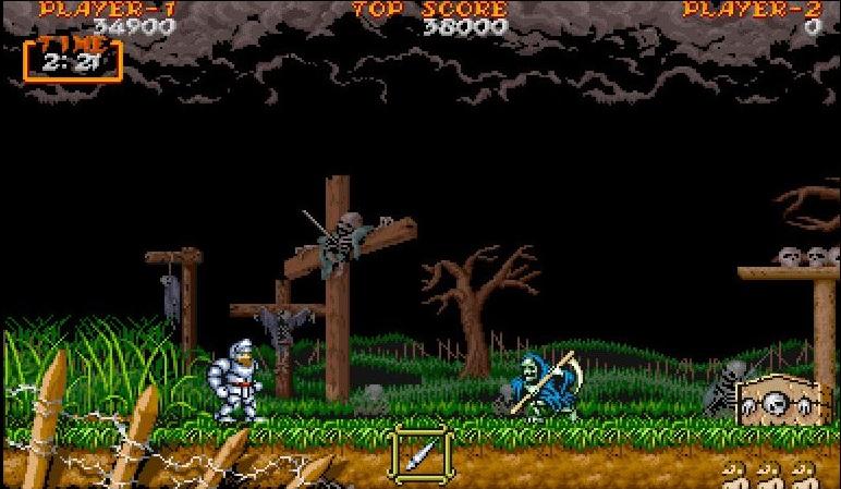 ghosts-goblins-arcade