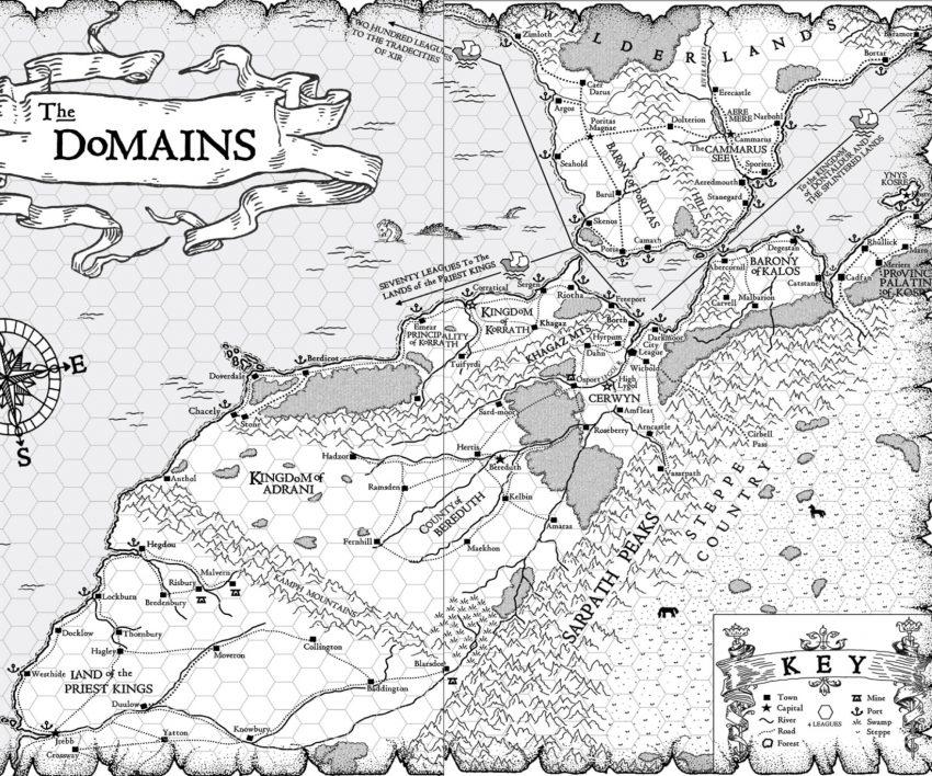 pelinore map