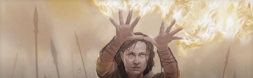 D&D: Wrangling A Warlock - Wanton Weirdness and Winning