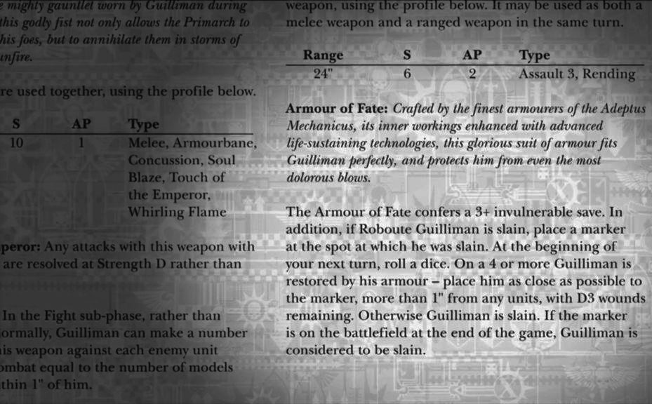 40K: Roboute Guilliman - A Closer Look - Bell of Lost Souls