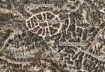 Realm Guide: Menzoberranzan the City of Spiders - Bell of