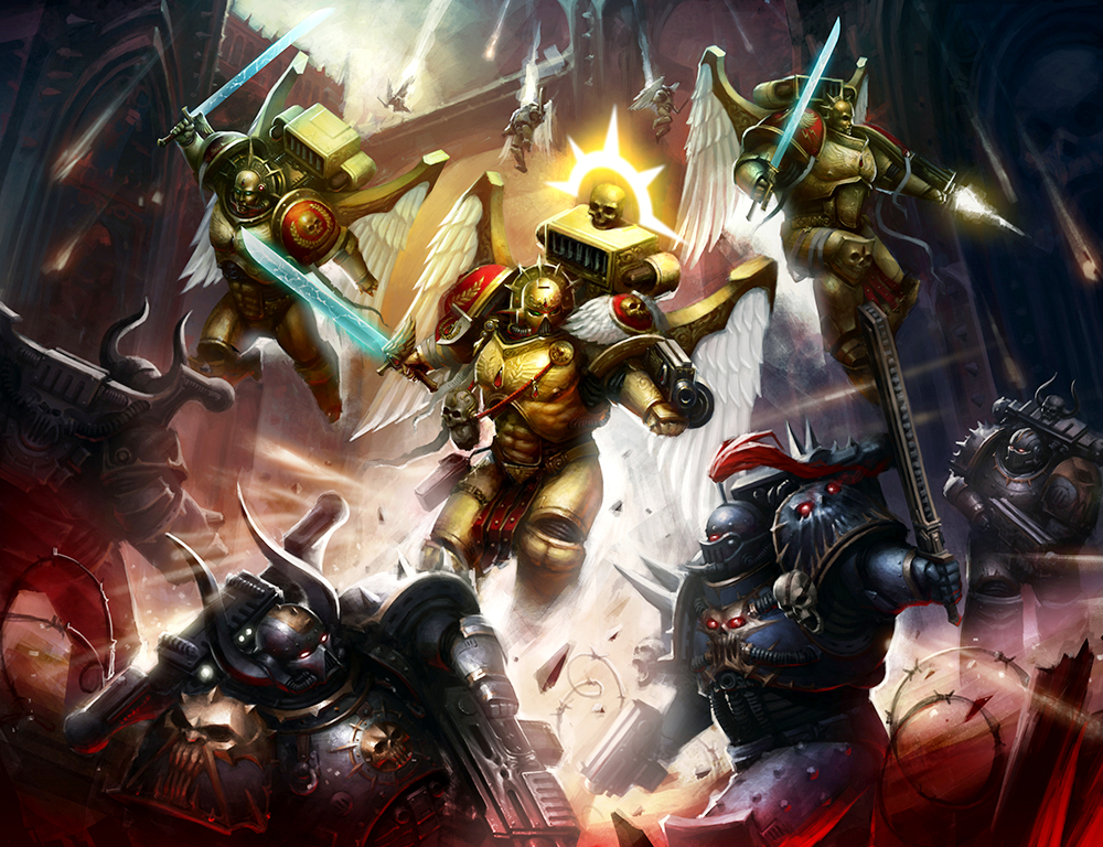 40K: The Death of