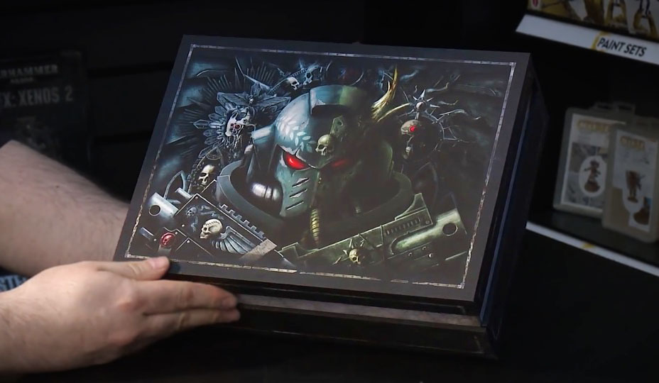 40K:8th Limited Edition Unveiled - Bell of Lost Souls