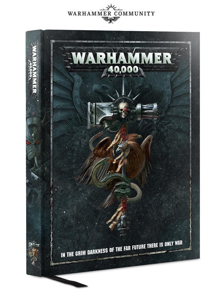 Overview: Warhammer 40K 8th Edition Rulebook - Bell of Lost Souls