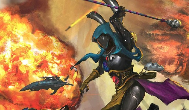 40K Lore: Shadowseers of the Harlequins - Bell of Lost Souls