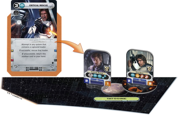 Ffg Star Wars Rebellion Rise Of The Empire Preview Bell Of Lost Souls
