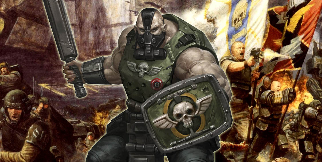 40k Ogryn Confirmed For Wrath And Glory Bell Of Lost Souls