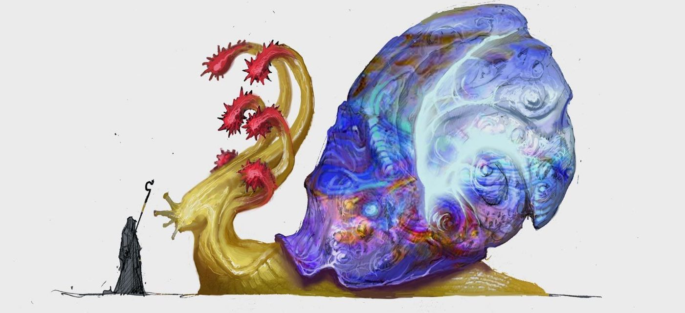 Monster Spotlight: The Flail Snail – Power To The Shell