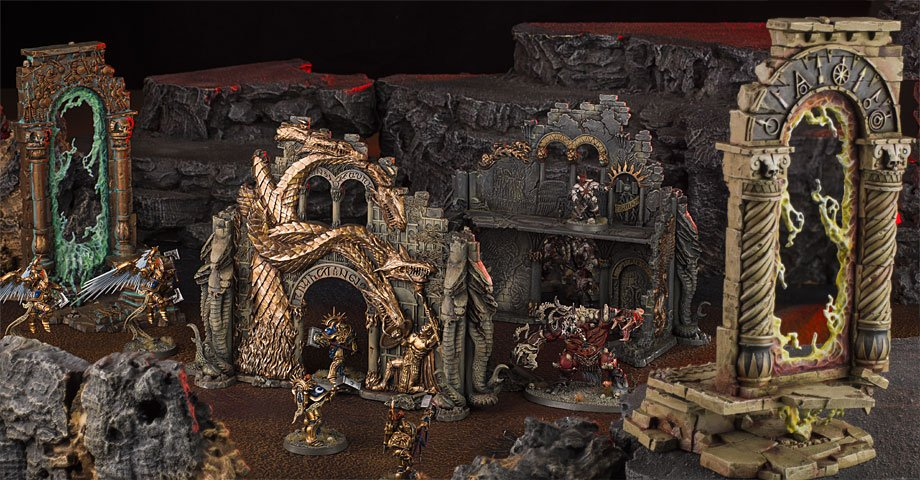 The Importance of Mysterious Terrain in AoS - Bell of Lost Souls