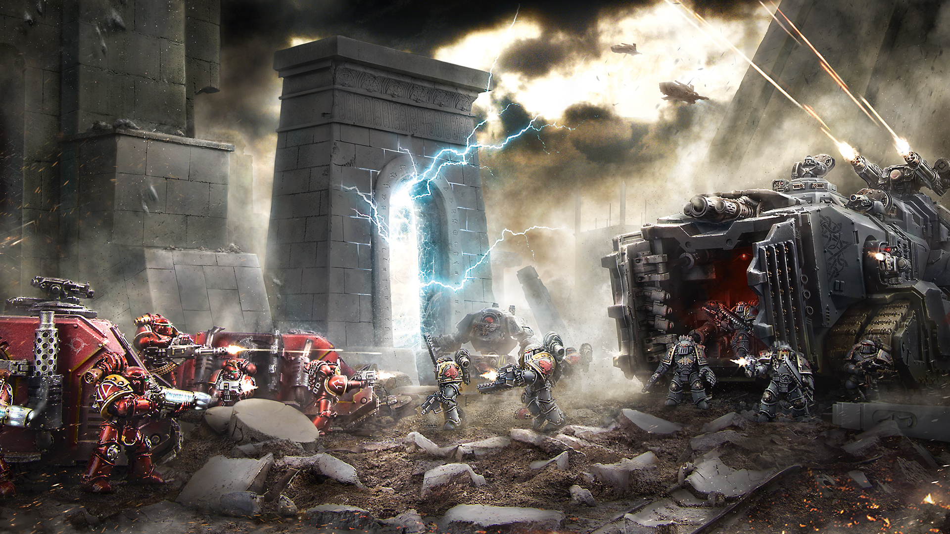 FW: Horus Heresy Rulebook Delayed - Bell of Lost Souls