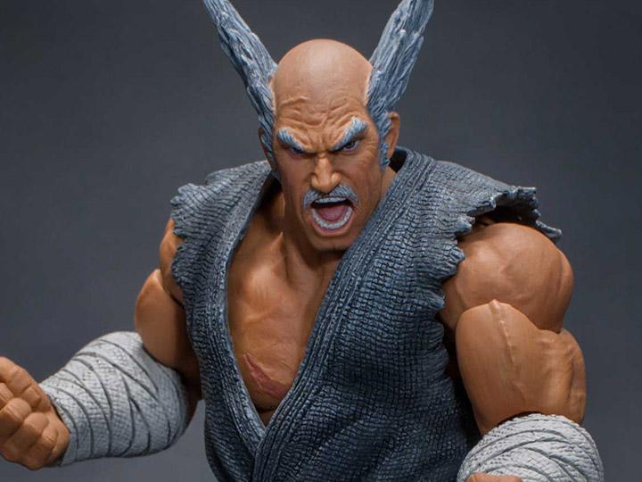 Toyland Tekken S Heihachi Figure Available Next Year Bell Of