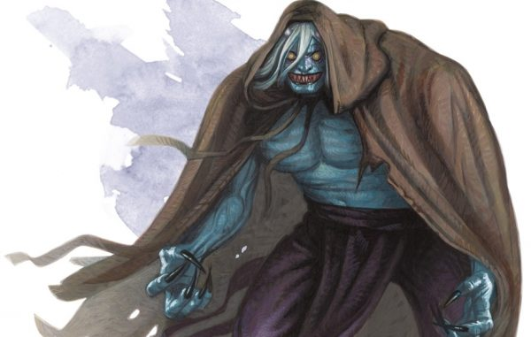 D&D Monster Spotlight: The Oni & The Ogre Mage