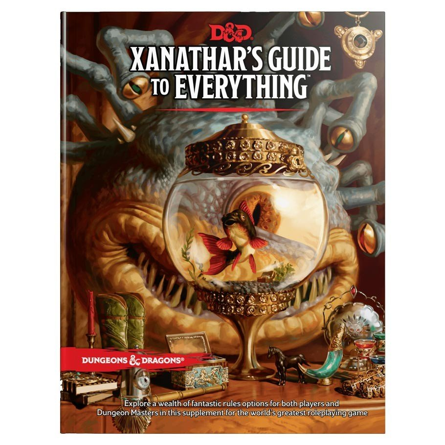 D&D: Xanathar's Guide To Everything Comes To Roll 20 - Bell