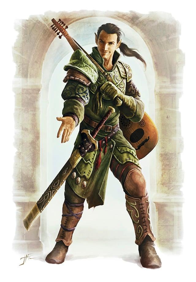 D&D: Beginning Bards - Blades, Ballads, and Boatloads of Magic
