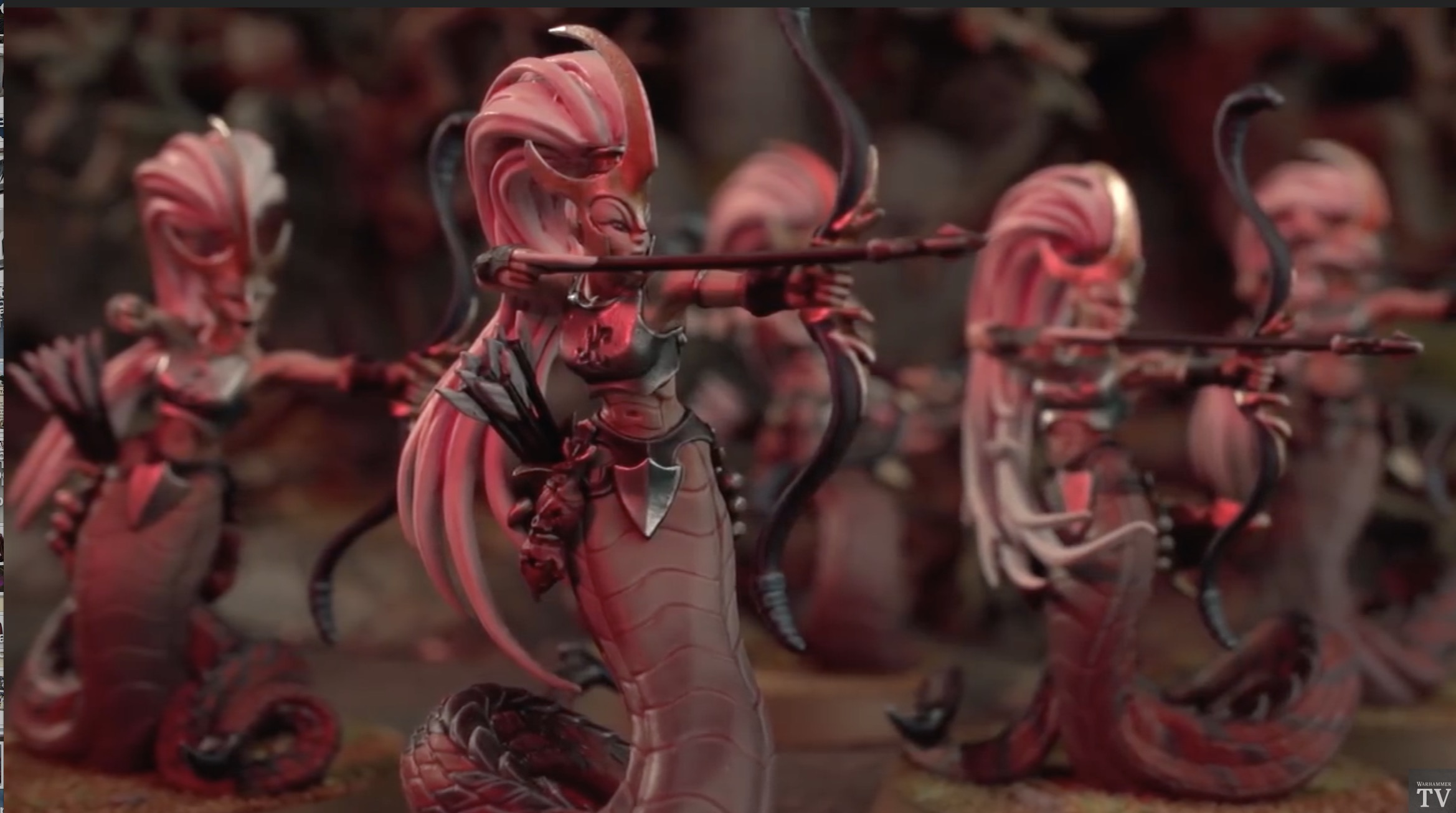 AoS: Daughters of Khaine - Origins and    Order - Bell of
