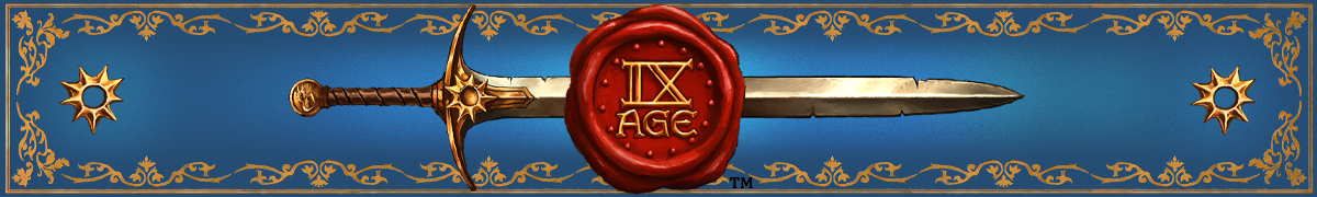 Meet The 9th Age - The FREE Rank & File Wargame - Bell of