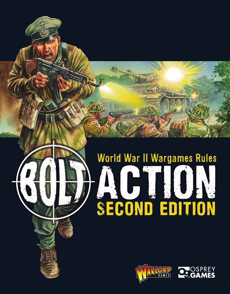 Cover of Bolt Action