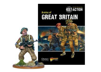 Britian Armies
