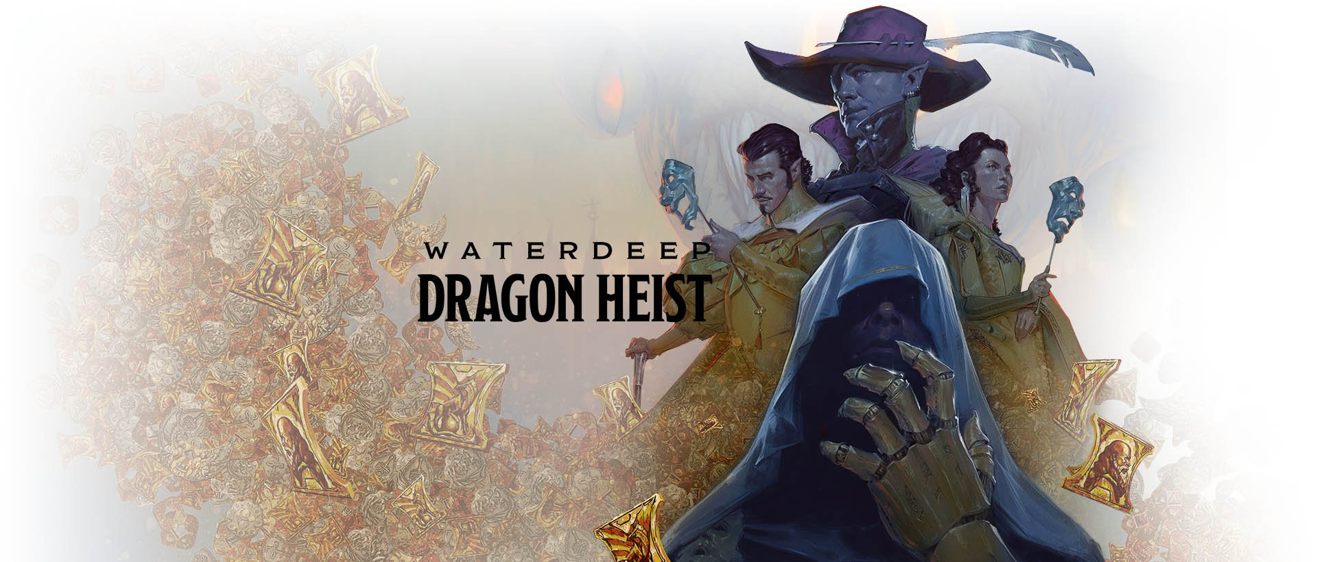 D&D: Waterdeep Dragon Heist's Monsters, Magic Items, And