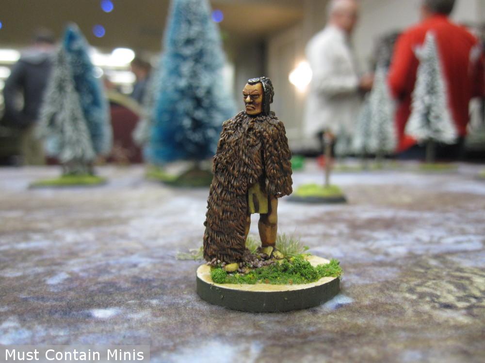 An Iroquois Champion