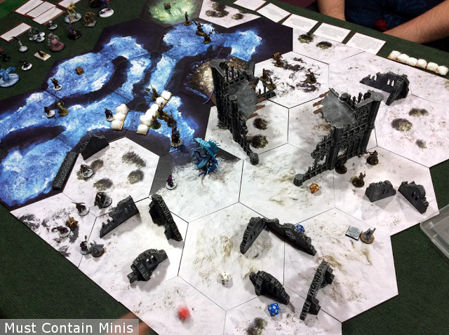 TerraTiles and Frostgrave