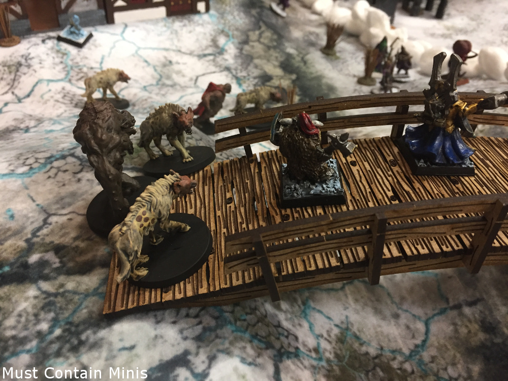 Using Reaper and Conan Miniatures in Frostgrave