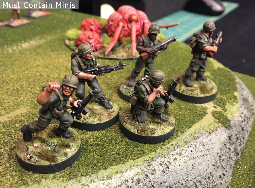 Weird Vietnam War Minis