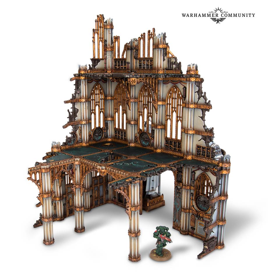 40K: 5 Things We Love About The Kill Team Terrain - Bell of Lost Souls