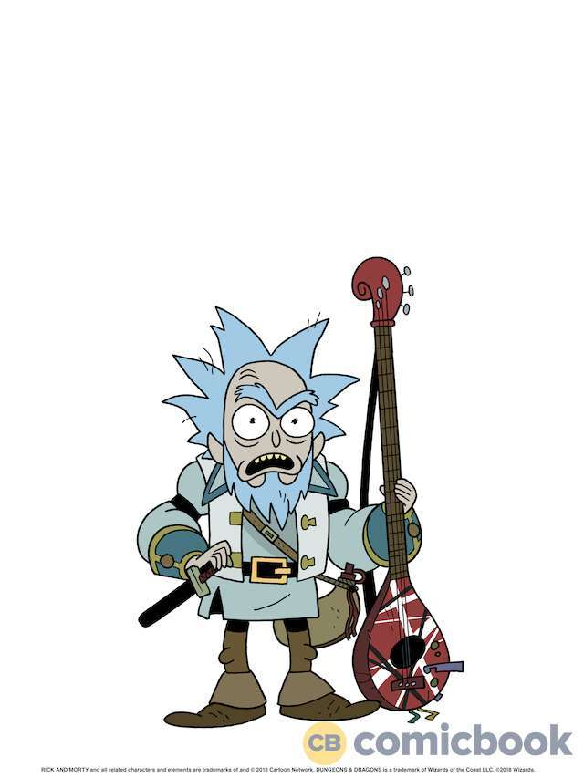 Rick And Morty's Epic Quest Is About To Begin - Bell of Lost Souls