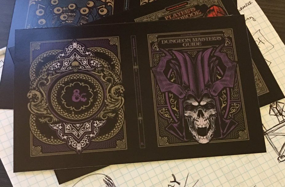 D&D: New Special Edition Core Book Covers Incoming - Bell of