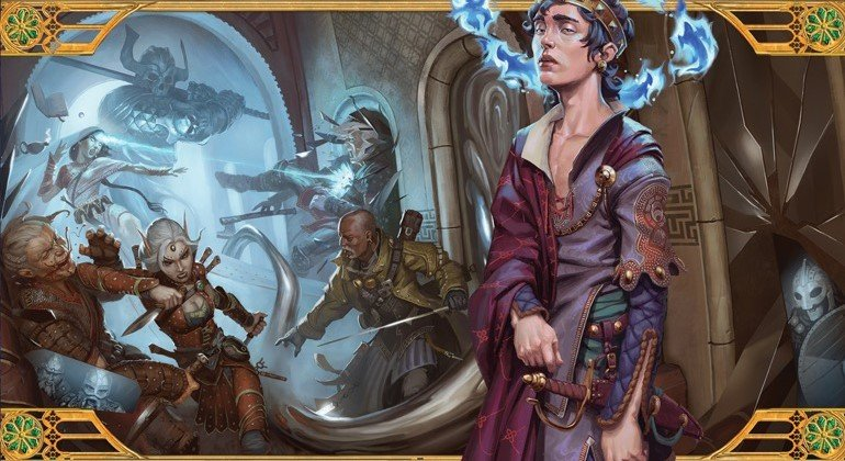 Pathfinder: The Six-Legend Soul Now Available On Roll20