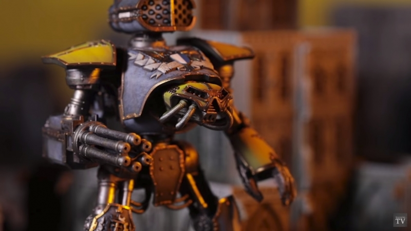 Adeptus Titanicus: The Warlord & Reaver Weapon Load-outs - Bell of Lost Souls