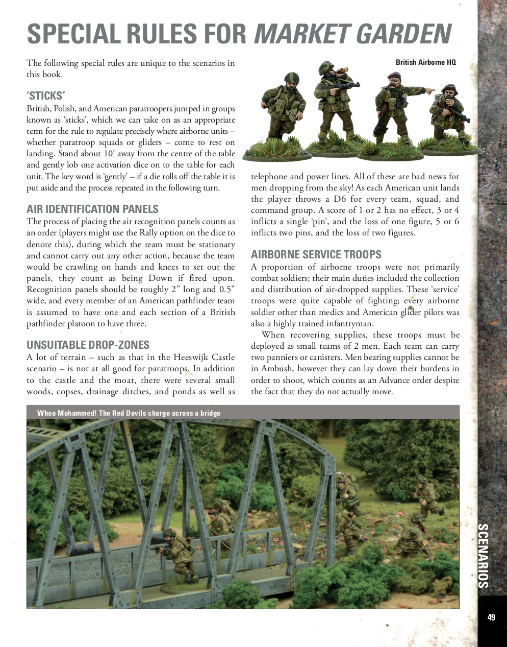 Special Rules for Bolt Action - Bolt Action