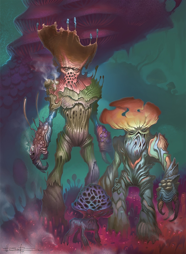 D&D: Breaking - There's Mushroom For New Subclasses In