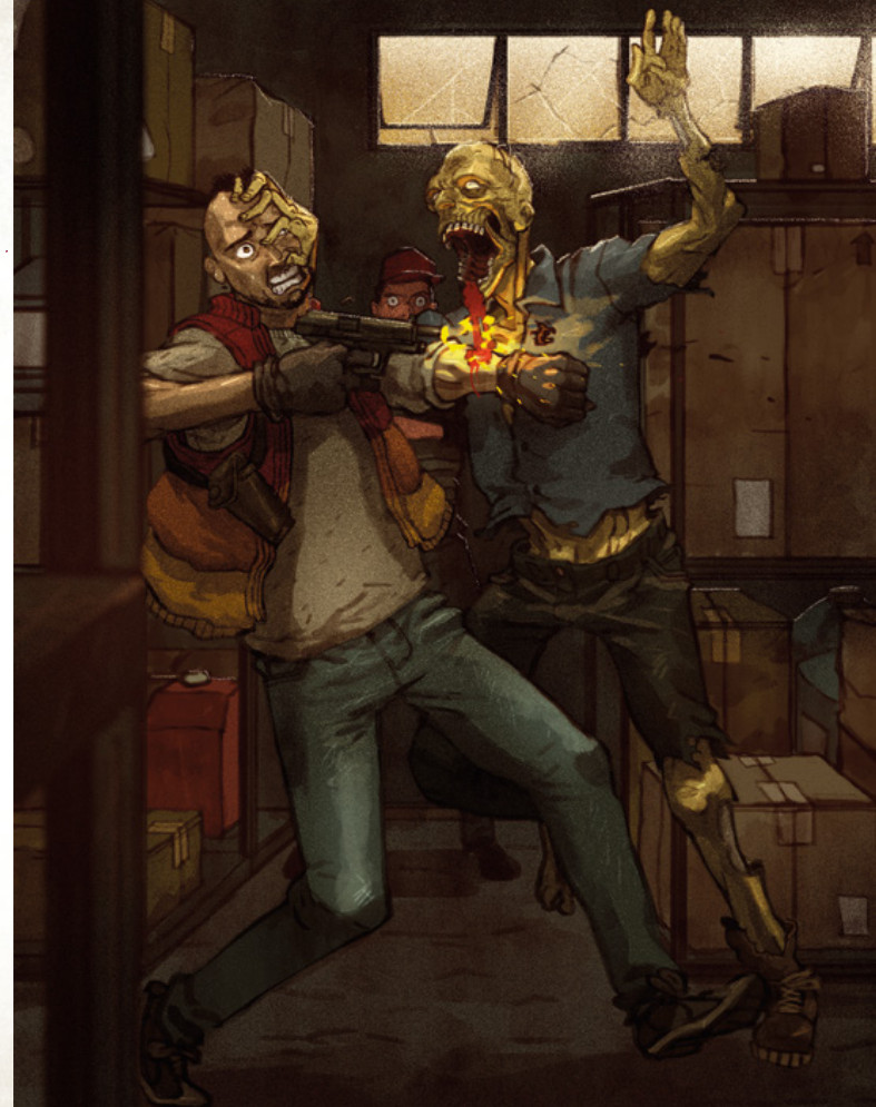 Last Days Zombie Attack - Preview Picture