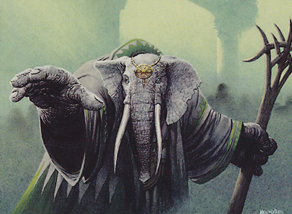 D&D: Races of Ravnica - A Loxodon Never Forgets - Bell of