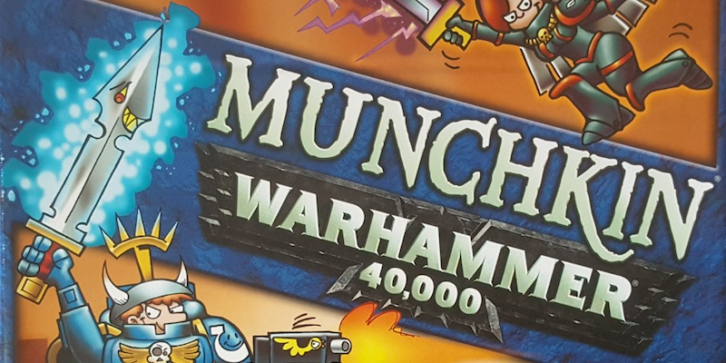 GENCON 2018: Warhammer 40,000 Munchkin is a Thing - Bell of