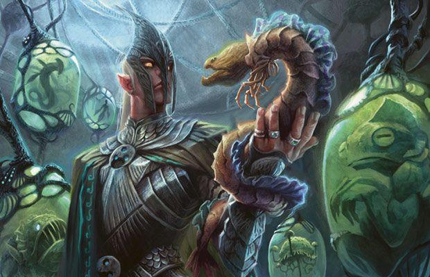 D&D: Ravnica's Simic Hybrids Are Bioengineered Mutant