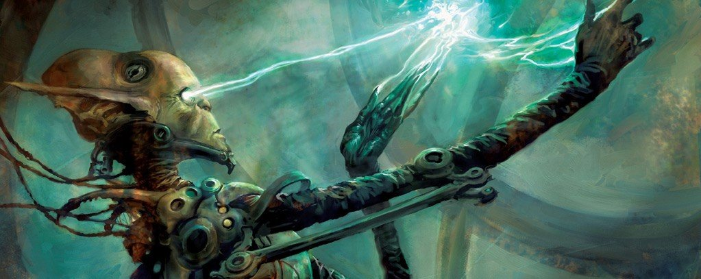 D&D: Ravnica's Simic Hybrids Are Bioengineered Mutant