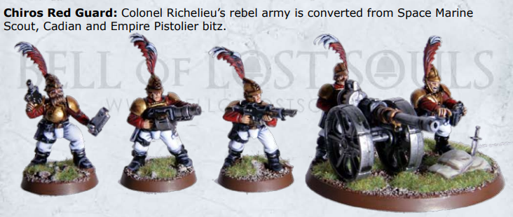 GW's Amazing Models Are Killing Conversions - Bell of Lost Souls
