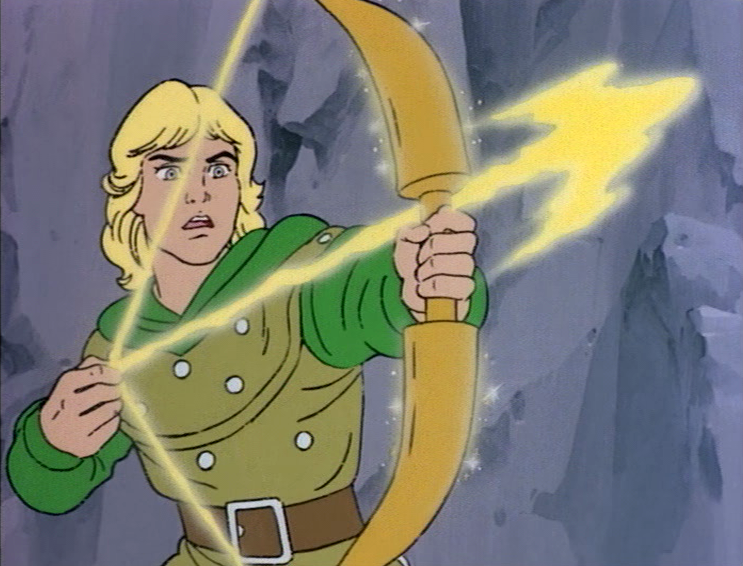 D D 35 Years Of Running From Venger Dungeons And Dragons The Animated Series Bell Of Lost Souls