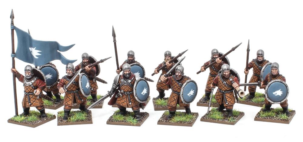 Forgotten World Warriors
