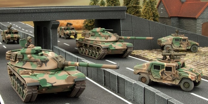 Battlefront Rolls Out TANKS: The Modern Age - Bell of Lost Souls
