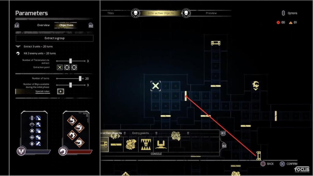 40K: Build Your Own Space Hulk With Space Hulk Tactics' Map Editor